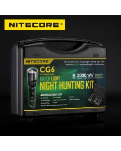 Nitecore CG6 Hunting Kit