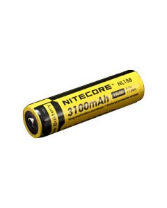 NITECORE BATTERI 3,7V 3200 mA Liion